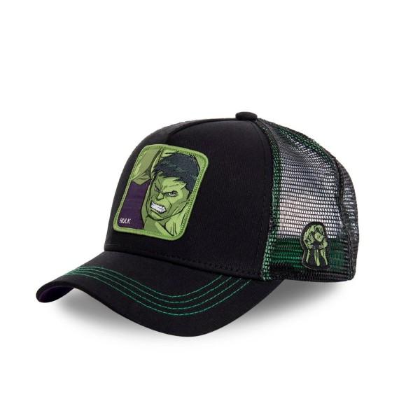 Sapka CAPSLAB Marvel Hulk black