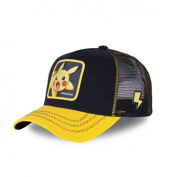 Sapka CAPSLAB Pokemon black