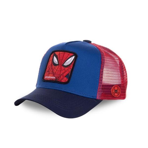 Sapka CAPSLAB Marvel Spiderman blue