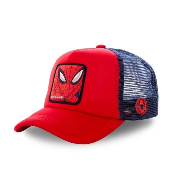 Sapka CAPSLAB Marvel Spiderman red