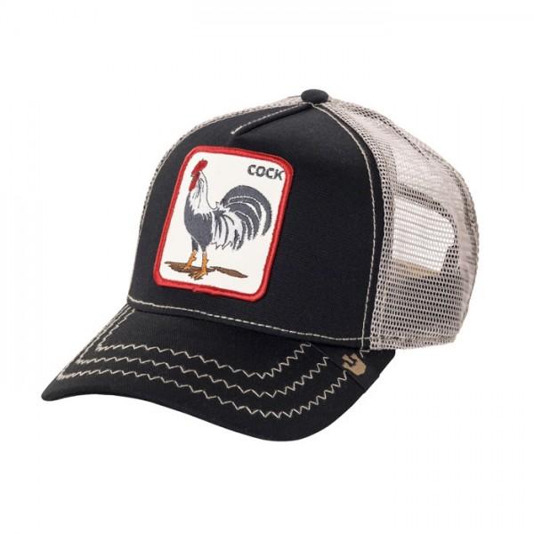 Sapka GOORIN BROS. All American Rooster black