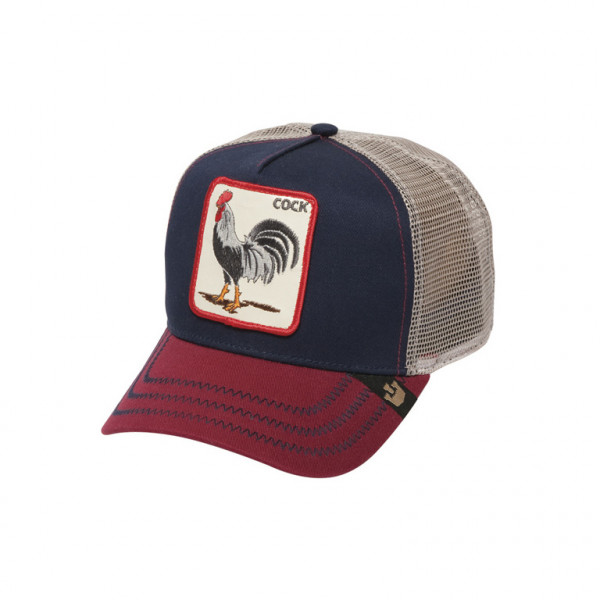 Sapka GOORIN BROS. All American Rooster navy