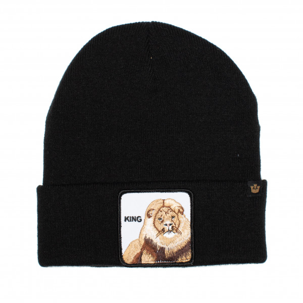 Sapka GOORIN BROS. Lion black