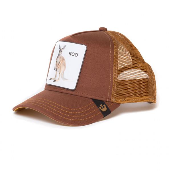 Sapka GOORIN BROS. Kangaroo brown