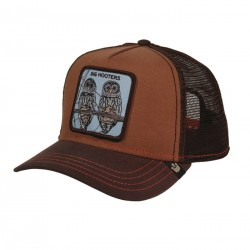 Sapka GOORIN BROS. Hooters brown