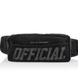 Taska OFFICIAL Melrose Hip Shoulder Bag black