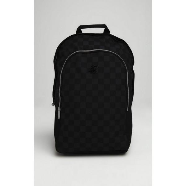 Hátizsák Sik Silk Core Check backpack black