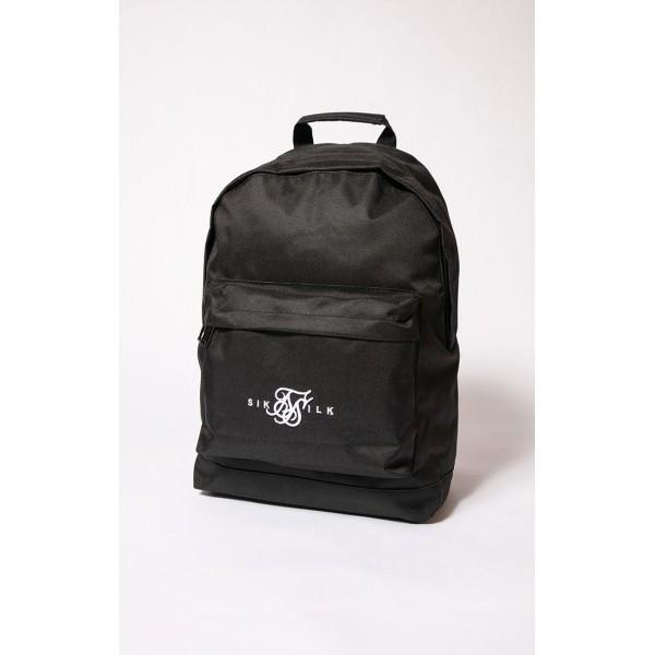 Hátizsák Sik Silk Dual Logo Backpack black