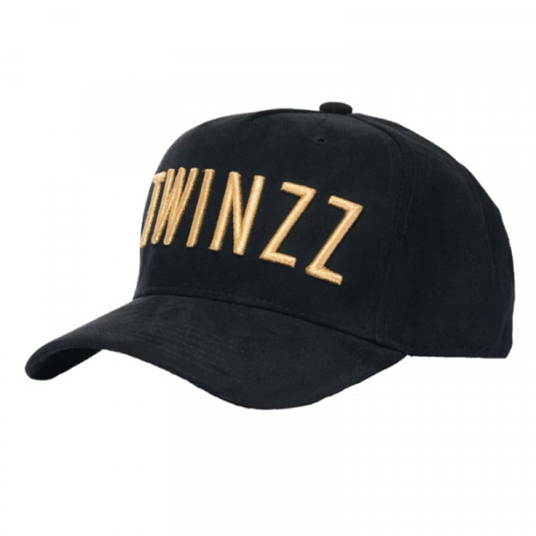 Sapka TWINZZ 3D Full Trucker black/gold