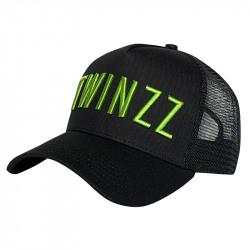 Sapka TWINZZ 3D Twz Core black/lime