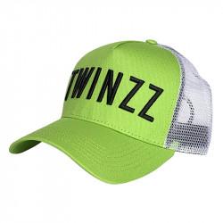 Sapka TWINZZ 3D Twz Core lime/black