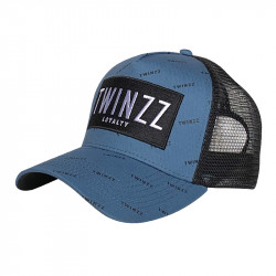 Sapka TWINZZ Pinelli Ss Trucker smoke blue/black