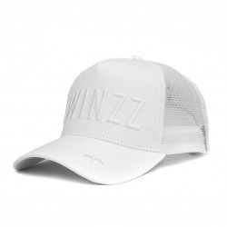 Sapka TWINZZ Ghost trucker white
