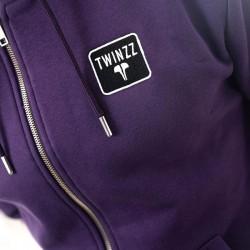 Felső TWINZZ Leon purple