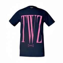 Trikó TWINZZ Rossi Tee navy/pink