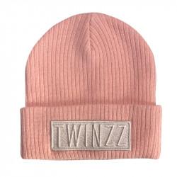 Sapka TWINZZ Toronto Box Beanie pink
