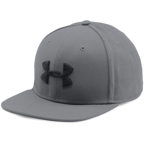 SapkaUNDER ARMOUR Huddle Snapback Grey