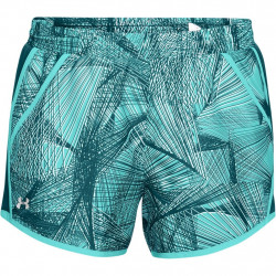 Rövid nadrág UNDER ARMOUR Fly By Printed Short